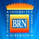 Logo da emissora Radio KTFC BRN 103.3 FM