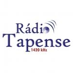 Logo da emissora R�dio Tapense 1420 AM