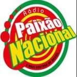 Logo da emissora Rádio Paixão Nacional