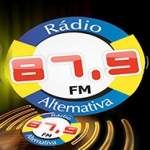 Logo da emissora R�dio Alternativa FM 87.9