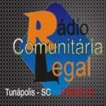 Logo da emissora R�dio Comunit�ria Legal FM 87.9