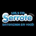 Logo da emissora Rádio Serrote 105.9 FM