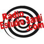 Logo da emissora Rádio Web Estúdio Santi