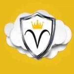 Logo da emissora Rádio Viva ao Rei