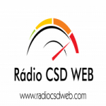 Logo da emissora Rádio CSD Web