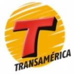 Logo da emissora Rádio Transamérica 90.7 FM