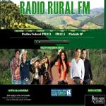 Logo da emissora R�dio Rural 87.5 FM