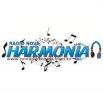 Logo da emissora R�dio Nova Harmonia Web