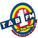 Logo da emissora Tab FM