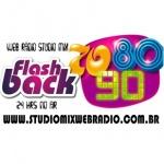 Logo da emissora Studio Mix Web Rádio