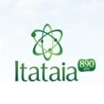 Logo da emissora Rádio Itataia 890 AM