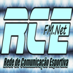 Logo da emissora RCE FM Net