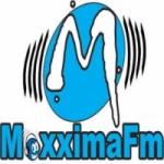 Logo da emissora Maxxima FM