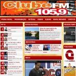 Logo da emissora R�dio Club 105.9 FM
