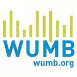 Logo da emissora Radio WUMB 91.9 FM