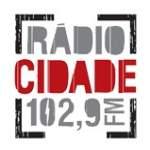 Logo da emissora Radio Cidade 102.9 FM