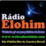 Logo da emissora Rádio Elohim