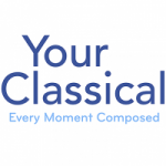 Logo da emissora Radio WKCP Classical 89.7 FM