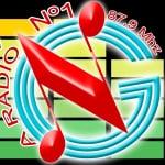 Logo da emissora R�dio Garranorte 87.9 FM