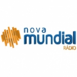 Logo da emissora Rádio Nova Mundial 91.7 FM
