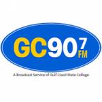 Logo da emissora Radio WKGC 90.7 FM