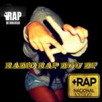 Logo da emissora Rádio Rap Duu DF