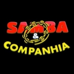 Logo da emissora Samba e Companhia Rádio Web