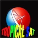 Logo da emissora Rede Tropical Sat