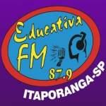 Logo da emissora R�dio Educativa 87.9 FM