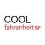 Logo da emissora COOL Fahrenheit 93 FM