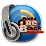 Logo da emissora Rádio One Black