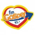 Logo da emissora Rádio FM Gospel 93.7 FM
