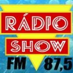 Logo da emissora Rádio Show 87.5 FM