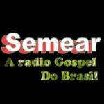 Logo da emissora Semear Rede Paz Brasil