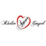 Logo da emissora Rádio Amor Gospel