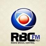 Logo da emissora Rádio RBC 90.1 FM