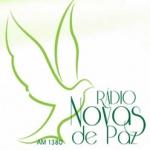 Logo da emissora Rádio Novas de Paz Continental 1380 AM