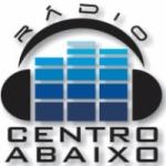 Logo da emissora Web Rádio Centro Abaixo
