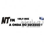 Logo da emissora Rádio NT 100.9 FM