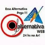 Logo da emissora R�dio Alternativa Web