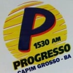 Logo da emissora Radio Progresso AM 1530