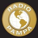 Logo da emissora R�dio Pampa 96.7 FM