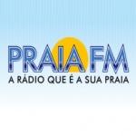 Logo da emissora Rádio Praia 91.9 FM