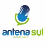 Logo da emissora Rádio Antena Sul 90.4 FM