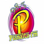 Logo da emissora R�dio Planalto 98.3 FM