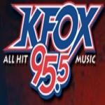 Logo da emissora KAFX 95.5 FM
