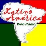 Logo da emissora Latino América Web Rádio