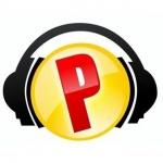 Logo da emissora Rádio Positiva 87.9 FM