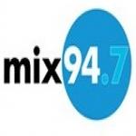 Logo da emissora KAMX 94.7 FM
