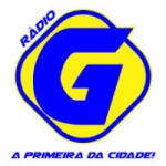 Logo da emissora Rádio G FM